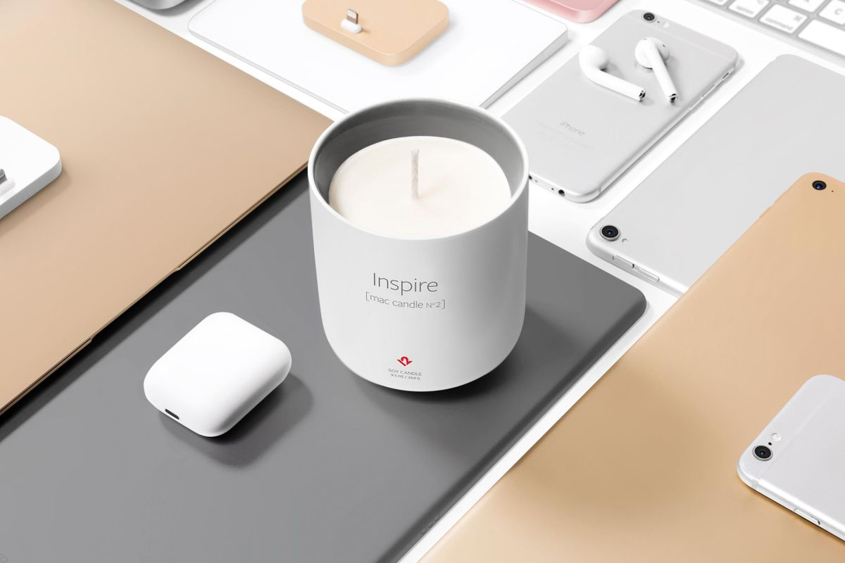 Le Accessories Maker Twelve South Made Headlines Last Year With The Release Of Its New Mac Scented Candles It Cost 24 To Make Your Home Smell Like A