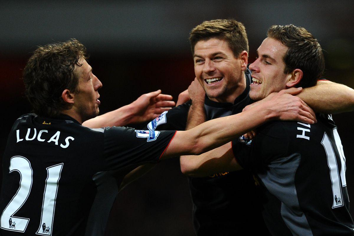 In lieu of a raise, Gerrard is seeking to negotiate an increase in the number of teammate hugs he receives.