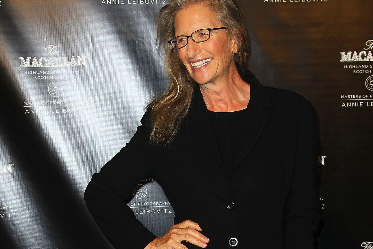 Annie Leibovitz. Photo via Getty Images.
