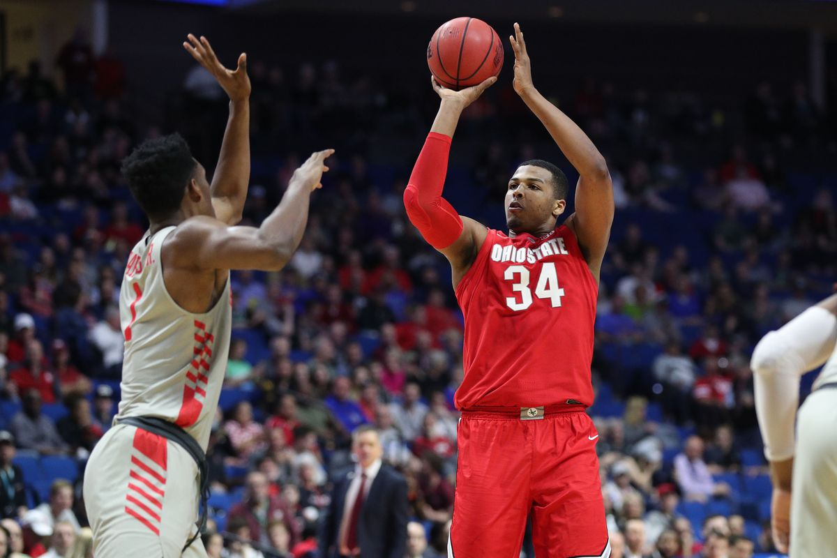 NCAA Basketball: NCAA Tournament-Second Round-Houston vs Ohio State
