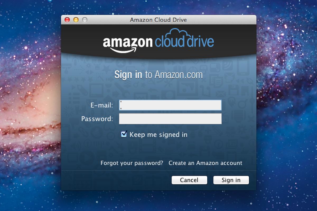 Amazon launches Cloud Drive desktop app for Mac, Windows
