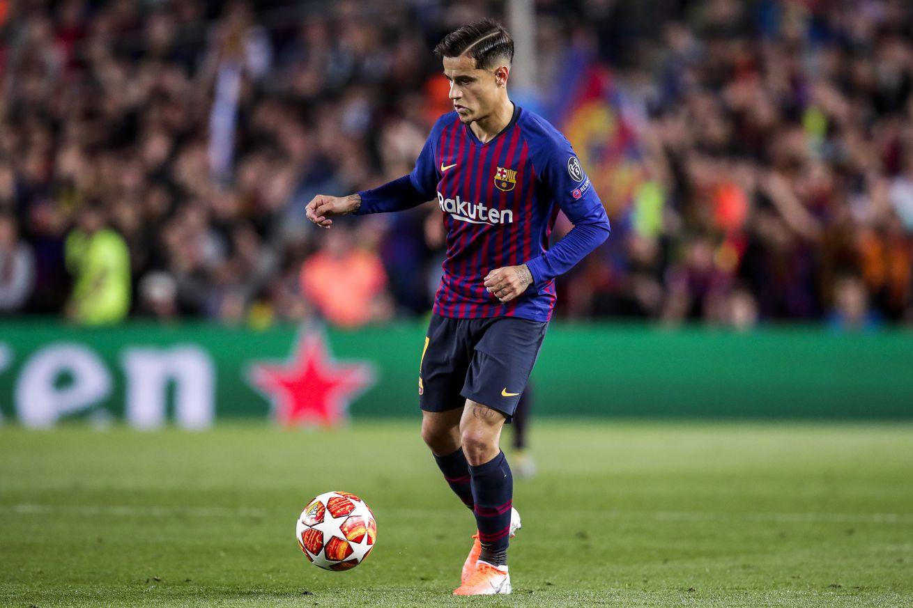 Barça, Bayern agree Coutinho deal - report