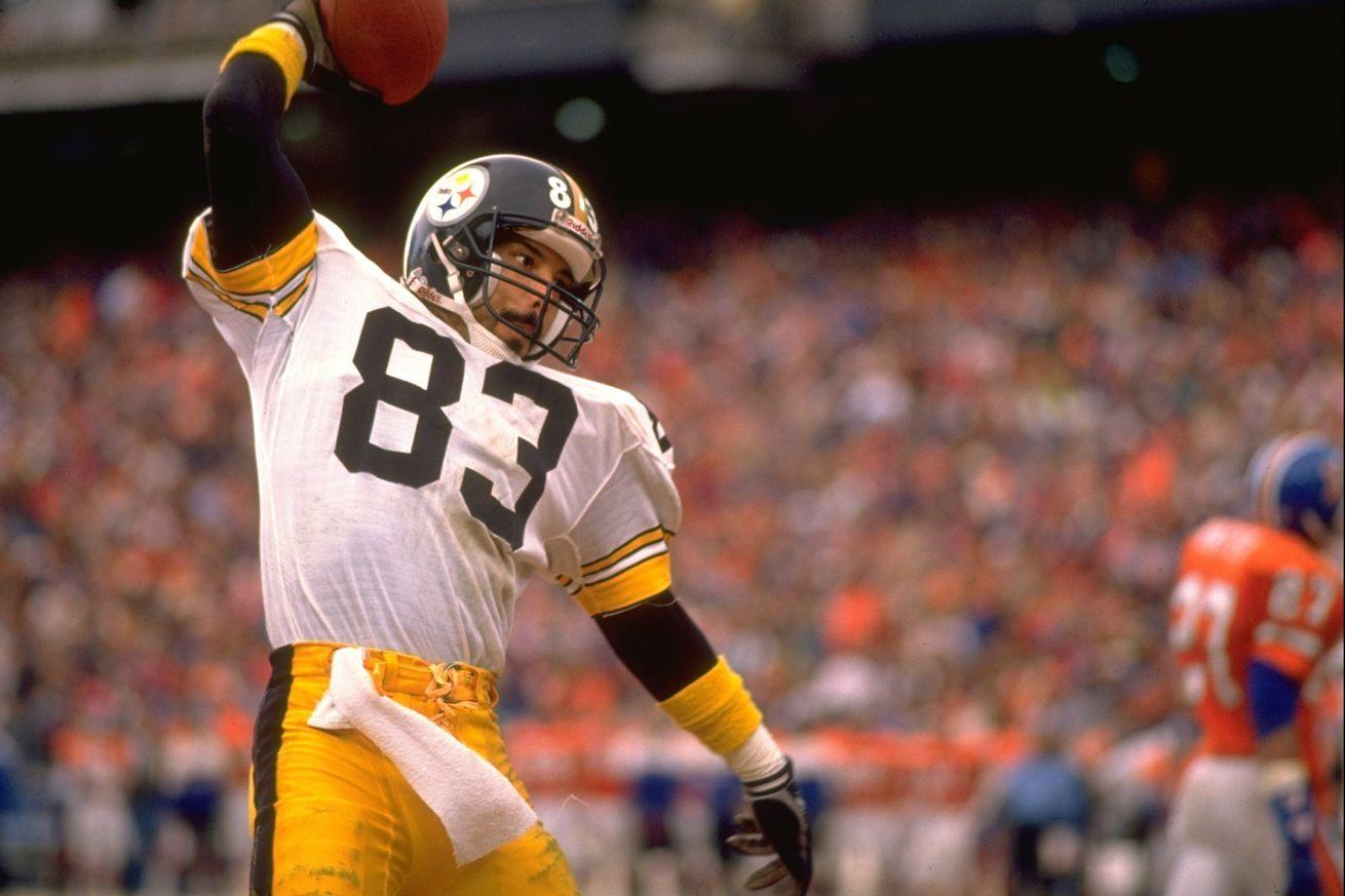 Pittsburgh Steelers Louis Lipps, 1990 AFC Playoffs