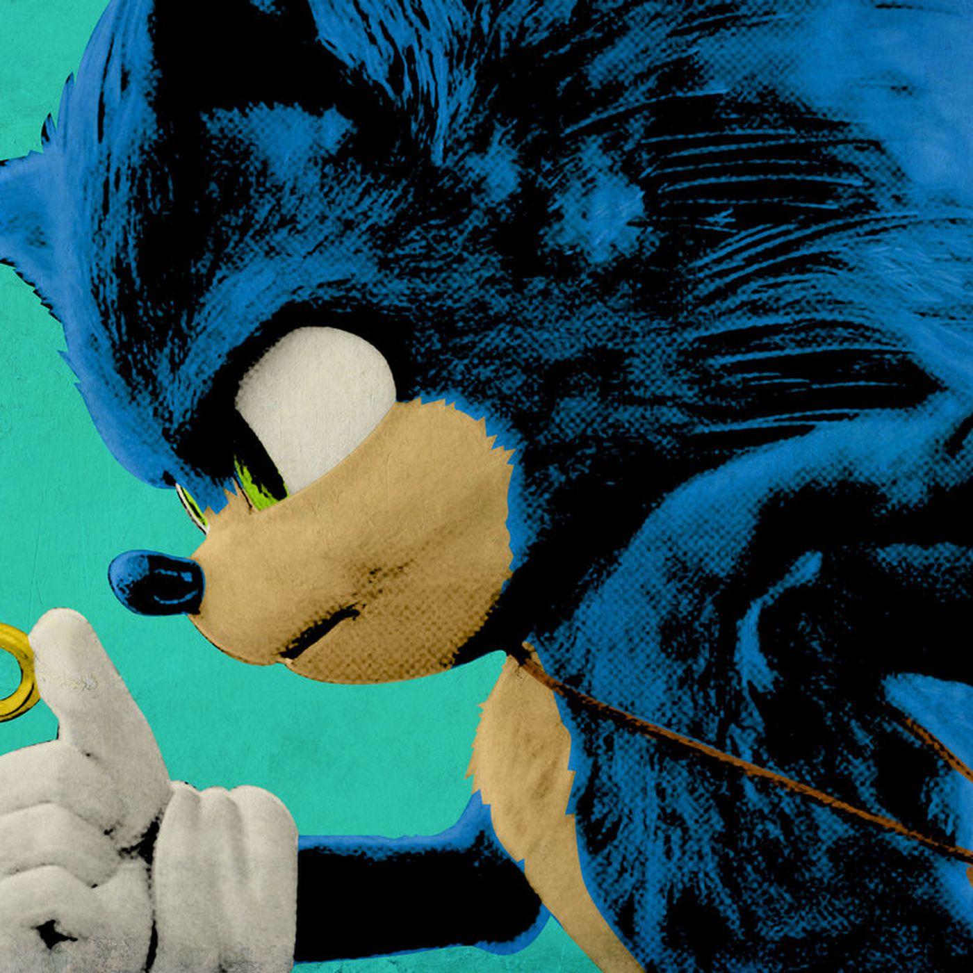 Sonic The Hedgehog Isn T Terrifying It S Just Boring The Ringer