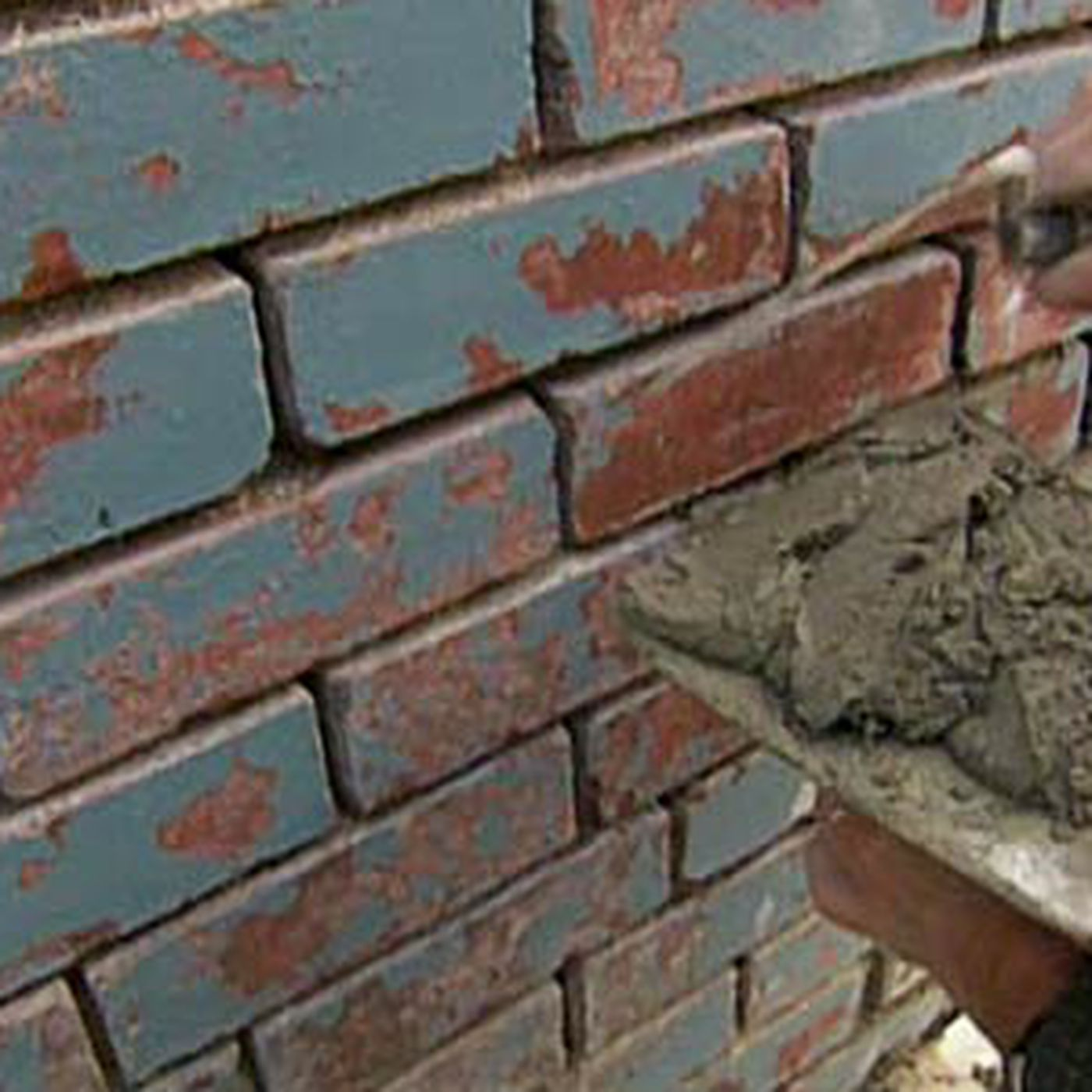 How To Repoint A Brick Foundation