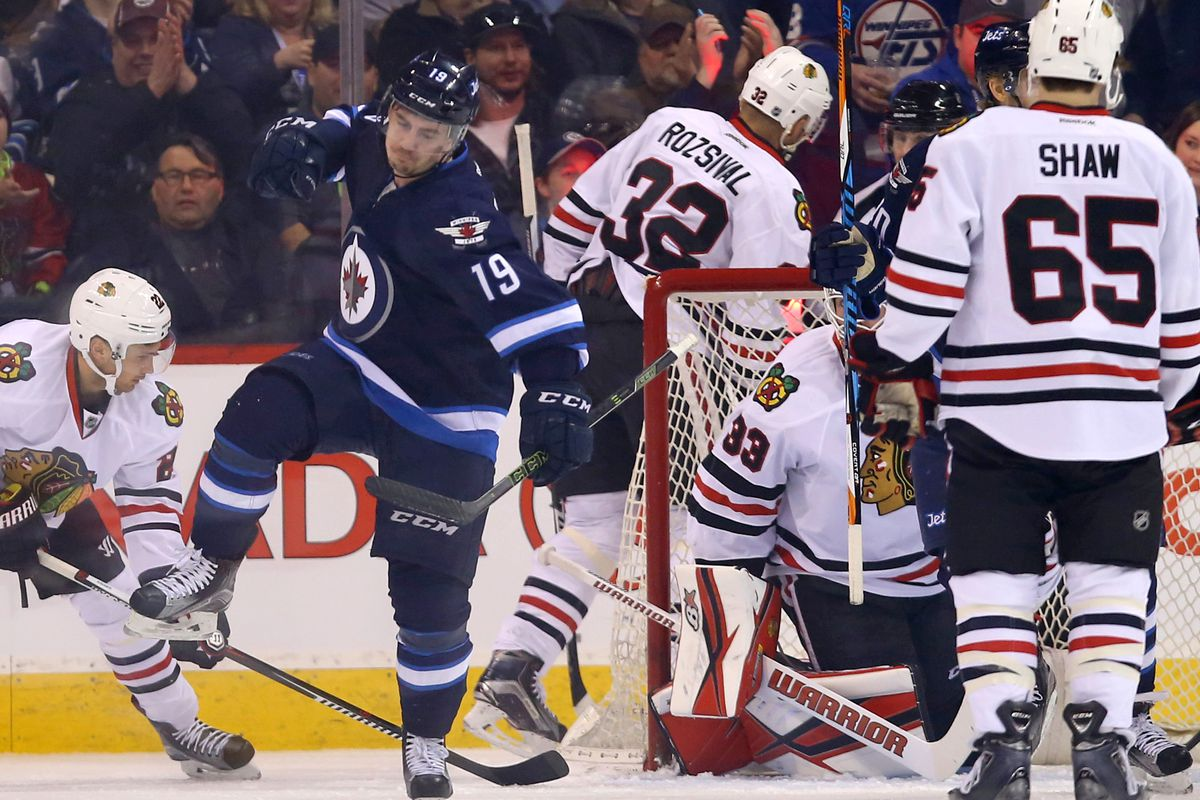 Nic Petan punches a ghostman in the face.