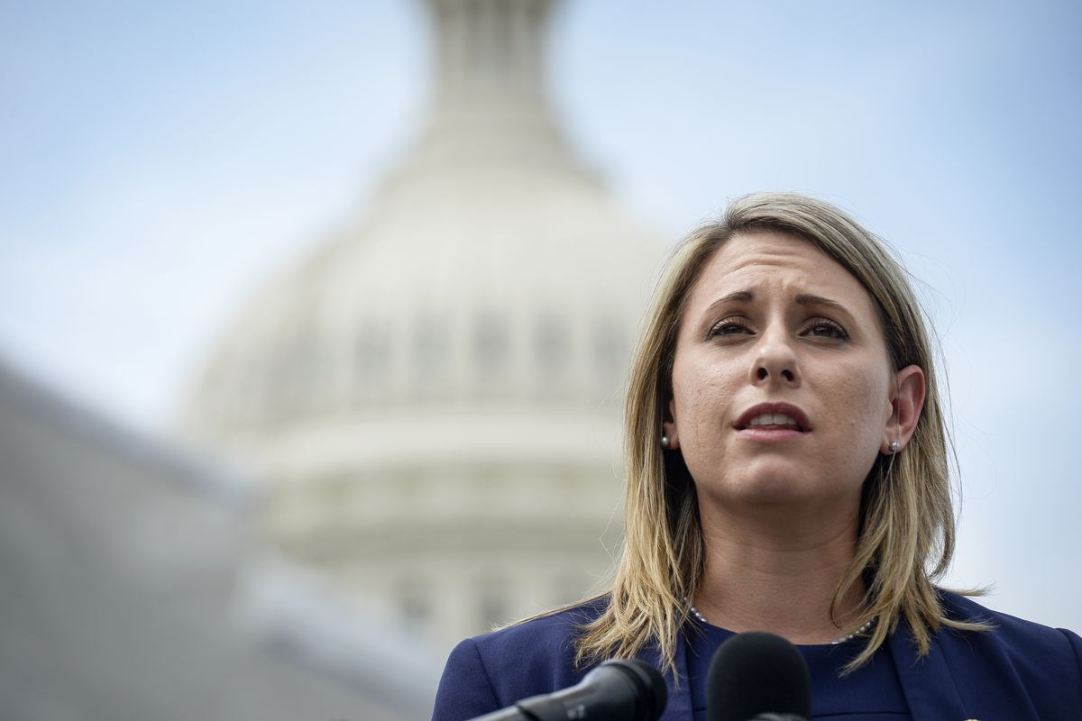 Rep. Katie Hill to fight revenge porn upon leaving Congress ...