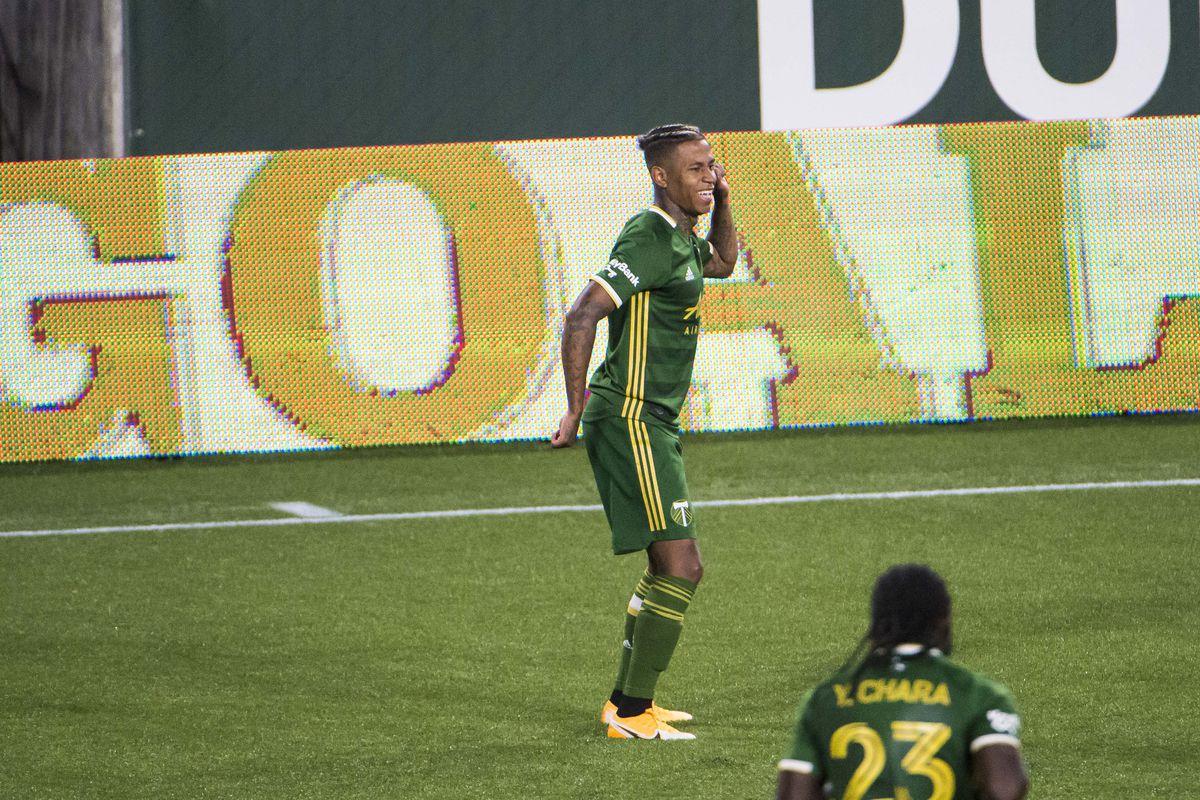 MLS: LA Galaxy at Portland Timbers