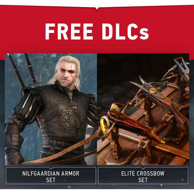 witcher 3 free dlc