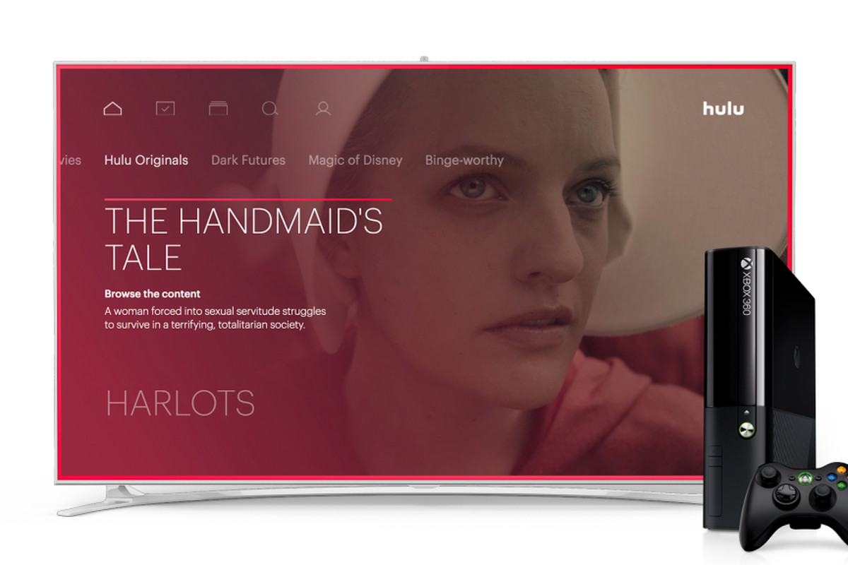 Hulu brings its revamped experience and Live TV to Xbox 360 users