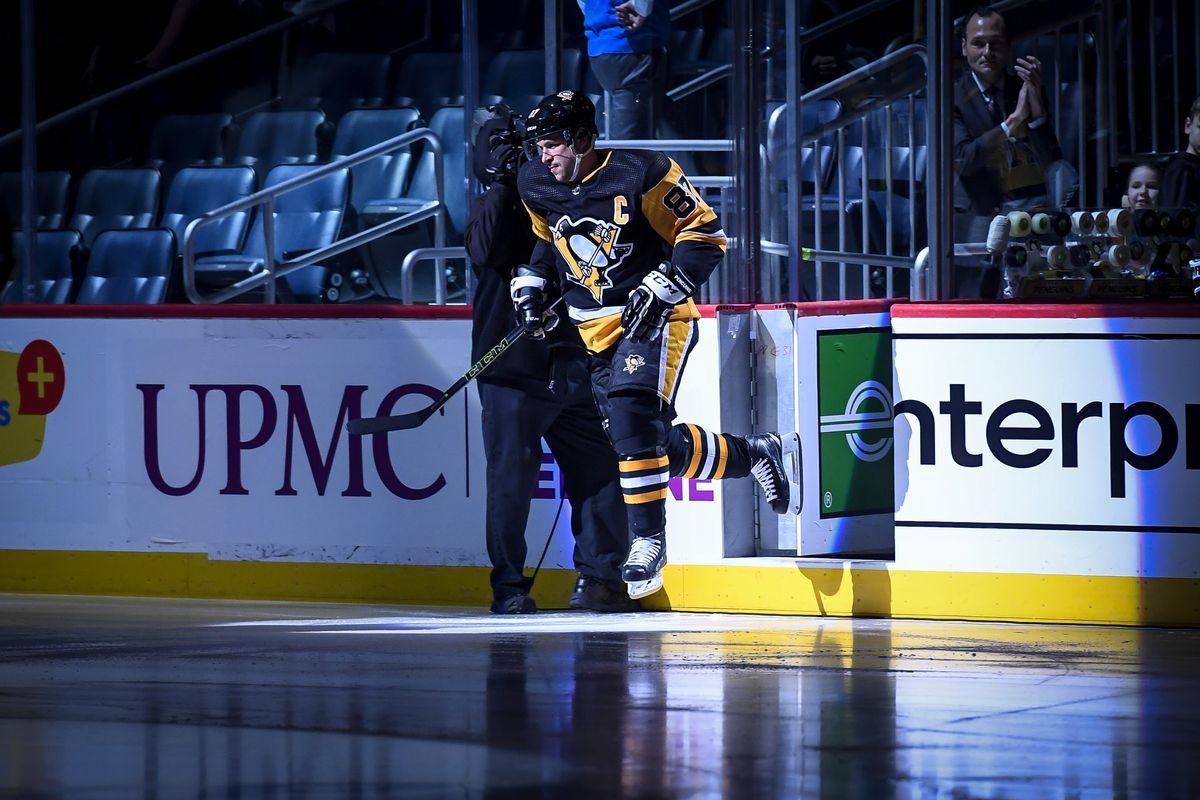 NHL: JAN 14 Wild at Penguins
