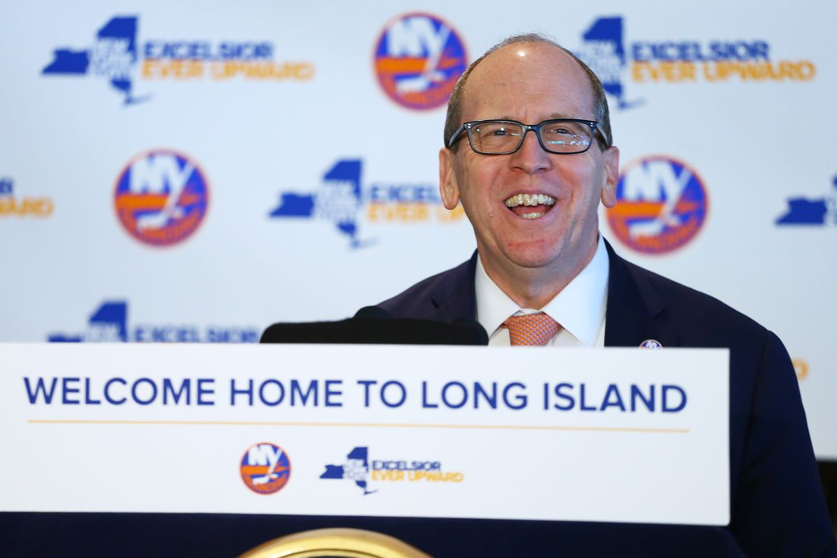 New York Islanders Arena Partner will Fund Station at Belmont Site