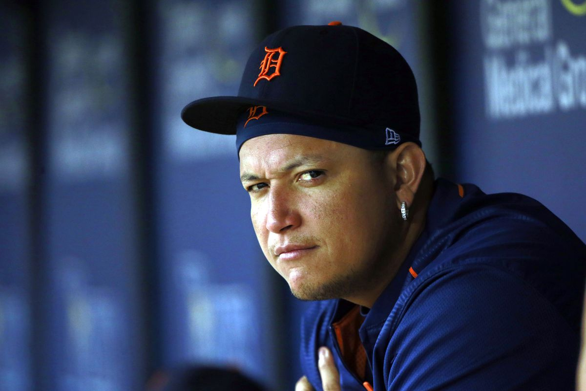 Miguel Cabrera will be in Detroit for years to come.