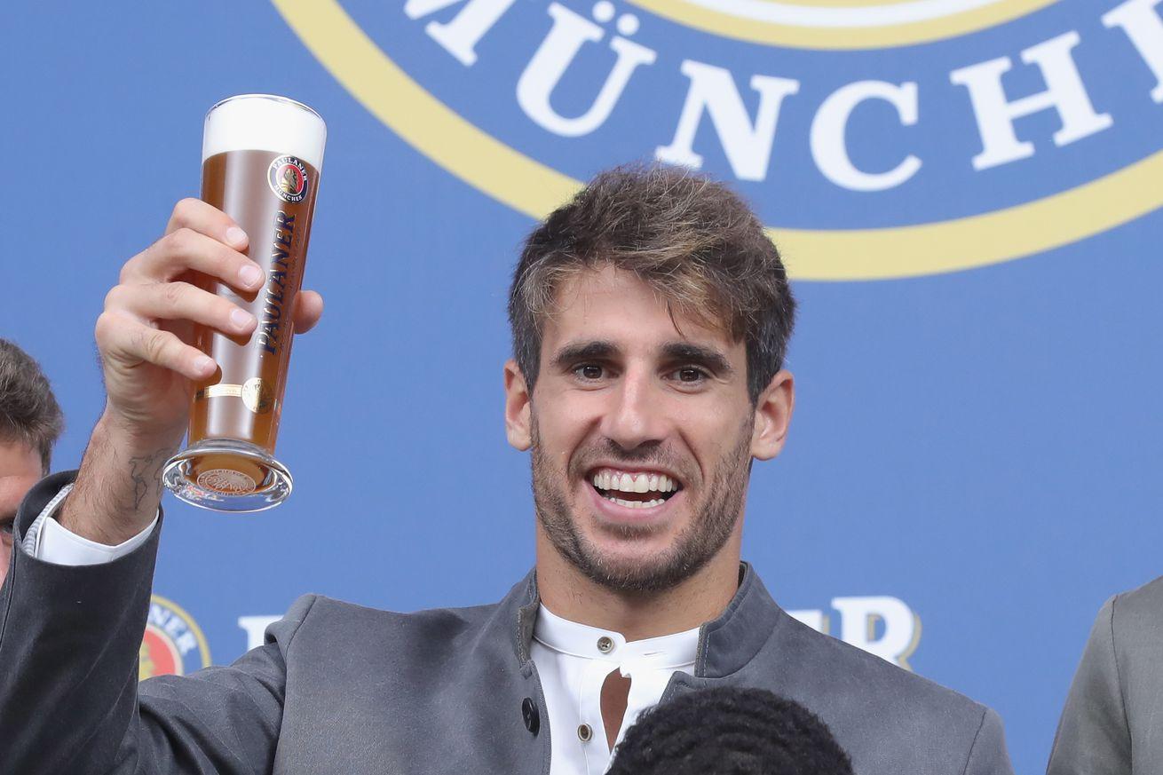 Athletic Bilbao sporting director confirms interest in Bayern Munich?s Javi Martinez