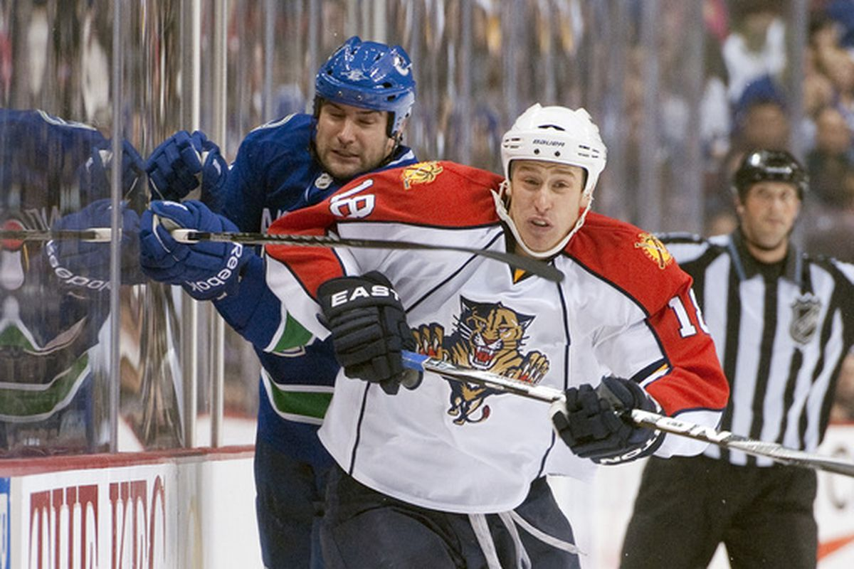 The Panthers will be looking for more from Shawn Matthias in 2013-14.