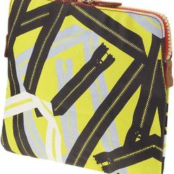 """<a href=""""http://piperlime.gap.com/browse/product.do?cid=70295&vid=1&pid=336860&scid=336860002""""> Loquita zippered iPad sleeve,</a> $45 piperlime.com"""