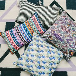 Archive New York pillows, $100 to $175