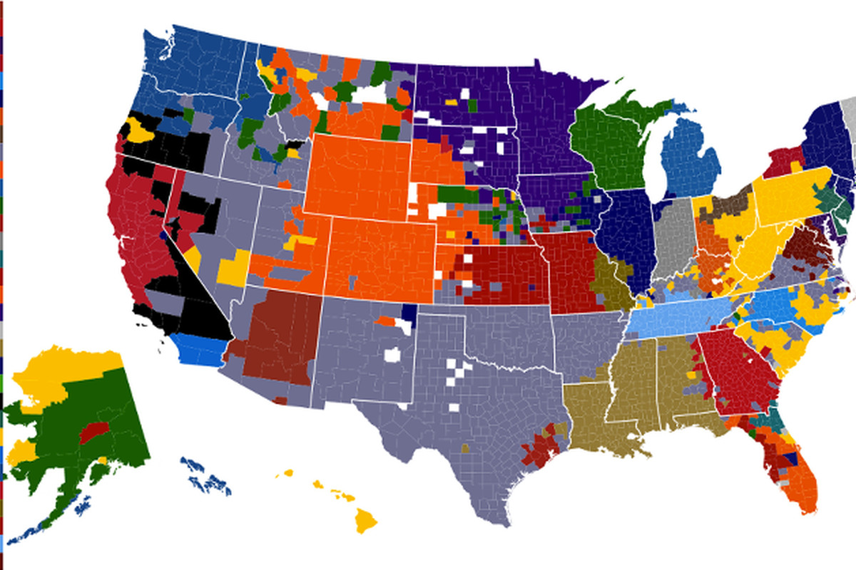 Why are there so many Kansas City Chiefs fans in Alaska? - Arrowhead Kansas City Chiefs Map on map history, map sam houston state university, map nfl, map university of phoenix stadium,