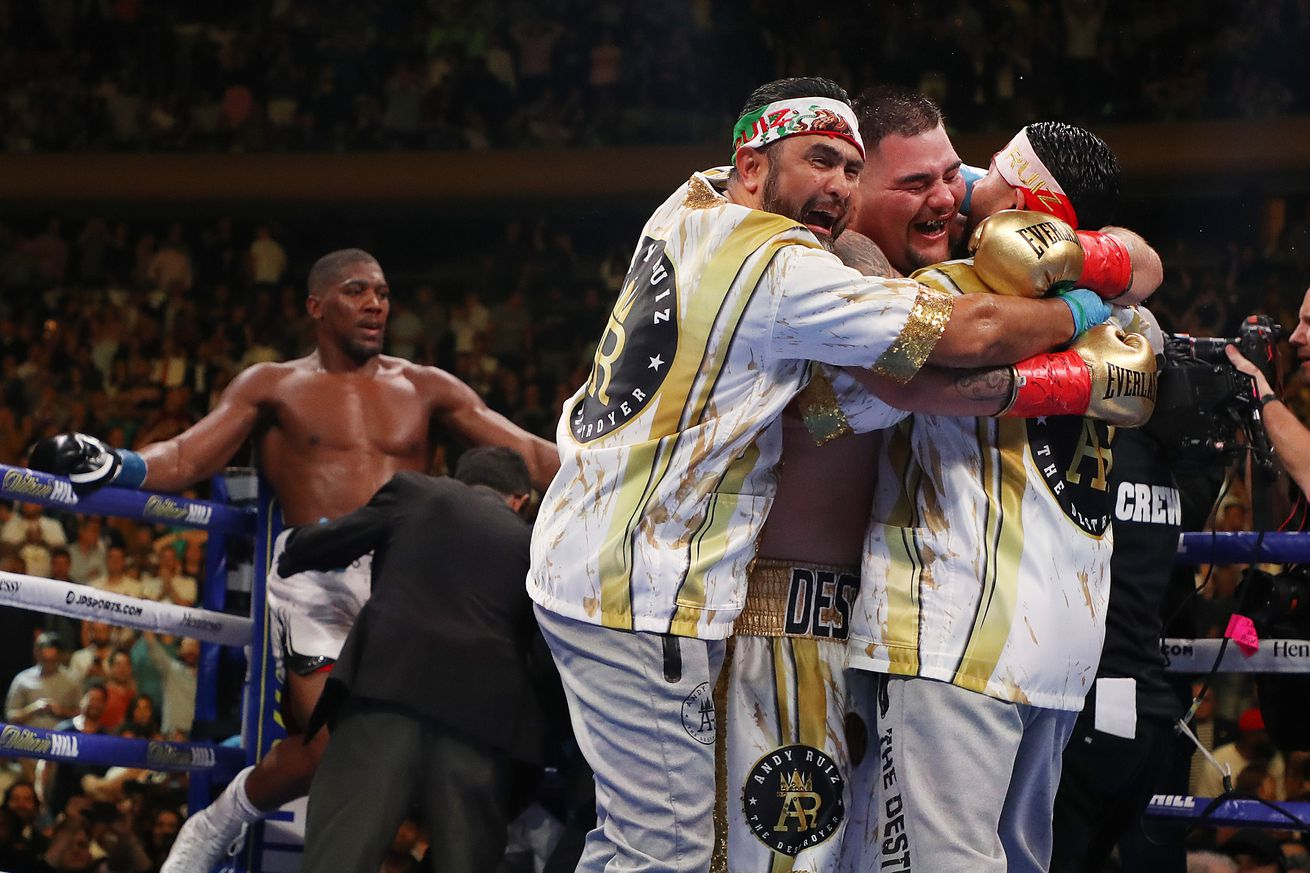 1153148157.jpg.0 - Results Roundup (May 31-June 1): Ruiz knocks off Joshua, Taylor edges Persoon, more