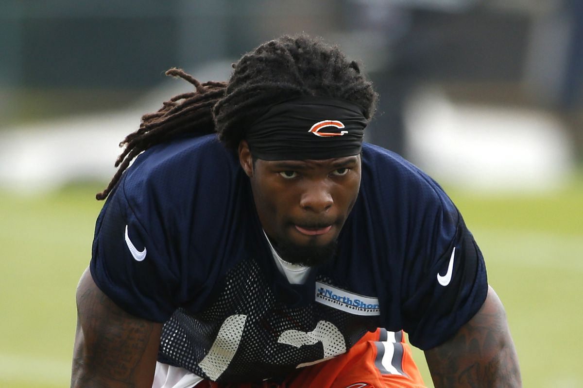 """""""I know how much work I put in, how much I care about the game and how I tried to do everything right. ... I did everything under the roof,"""" former Bears receiver Kevin White said."""