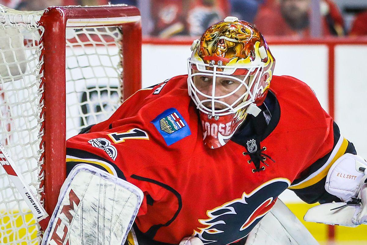NHL: Pittsburgh Penguins at Calgary Flames