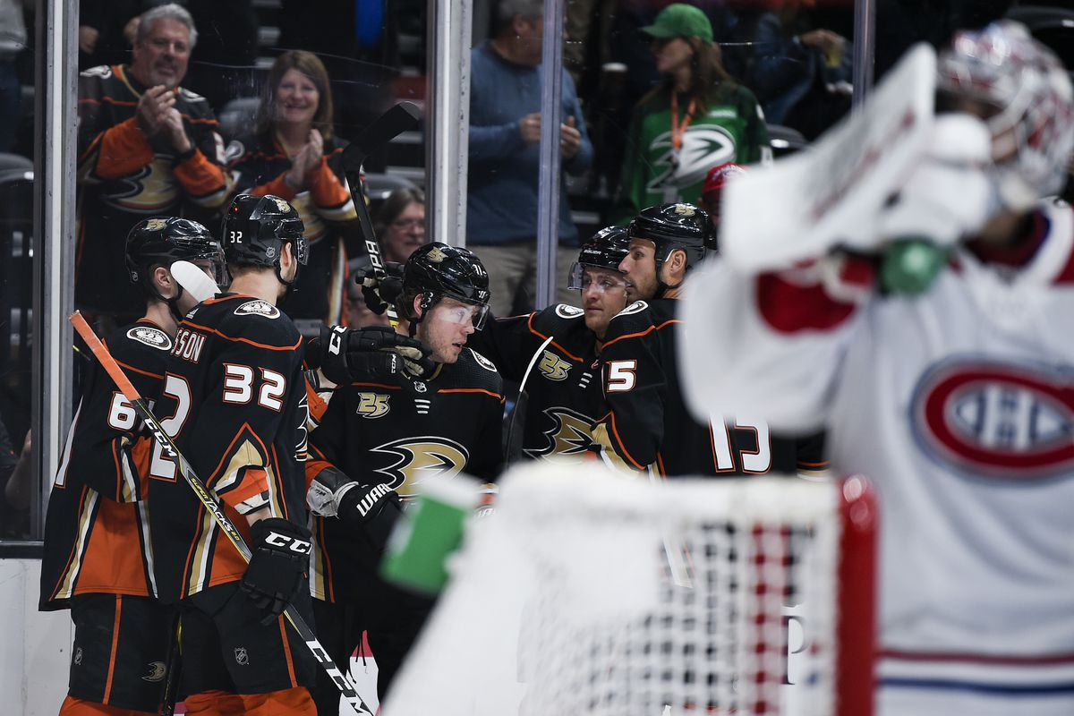08226f99d34 Canadiens @ Ducks game recap: Habs get buried by a lottery team ...