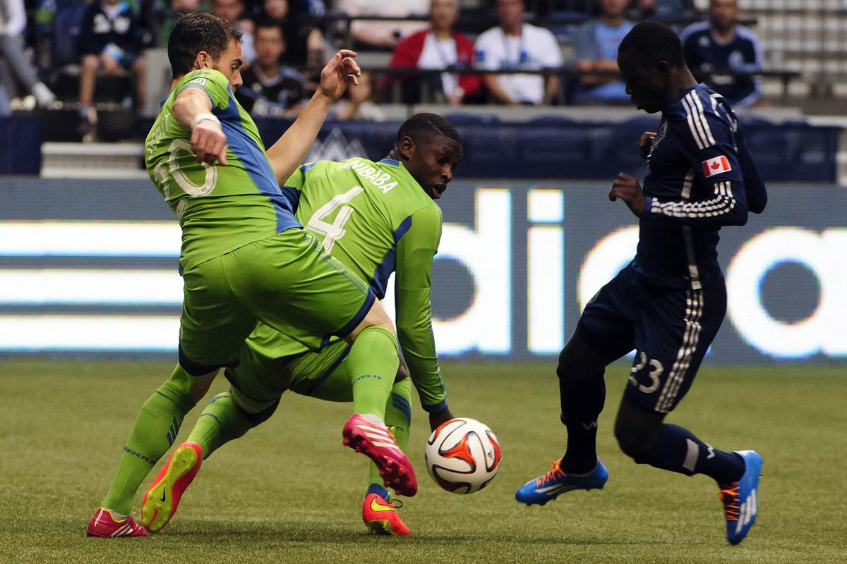 I'm going to go out on a limb and say Seattle is well aware of Kekuta Manneh by now.
