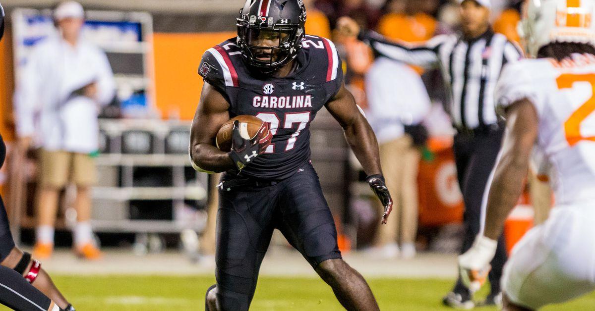 South Carolina Grad Transfer RB Ty'son Williams visiting ...