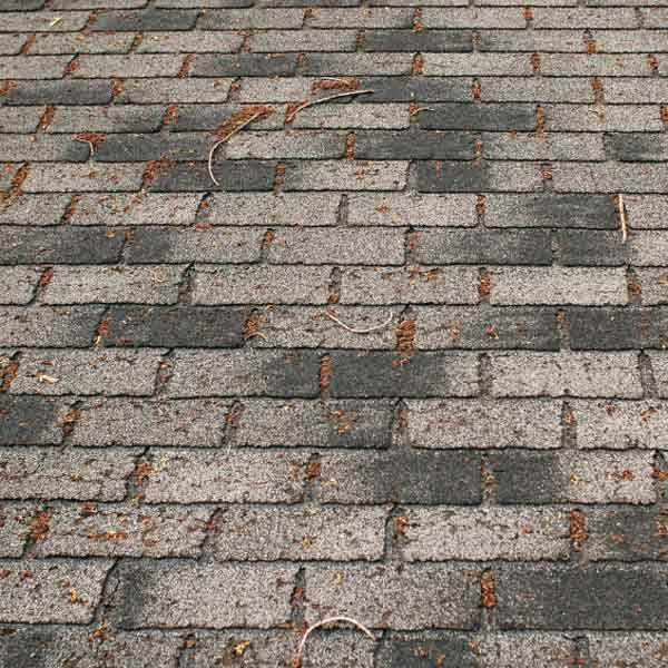 How To Remove Stains On Roof Shingles