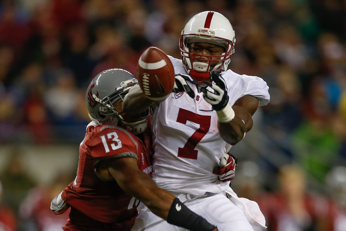 Wazzu going to Stanford kicks off the Pac-12 slate for week seven.