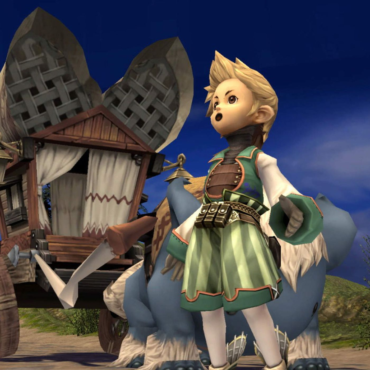 Final Fantasy Crystal Chronicles Remastered Edition Launching Jan