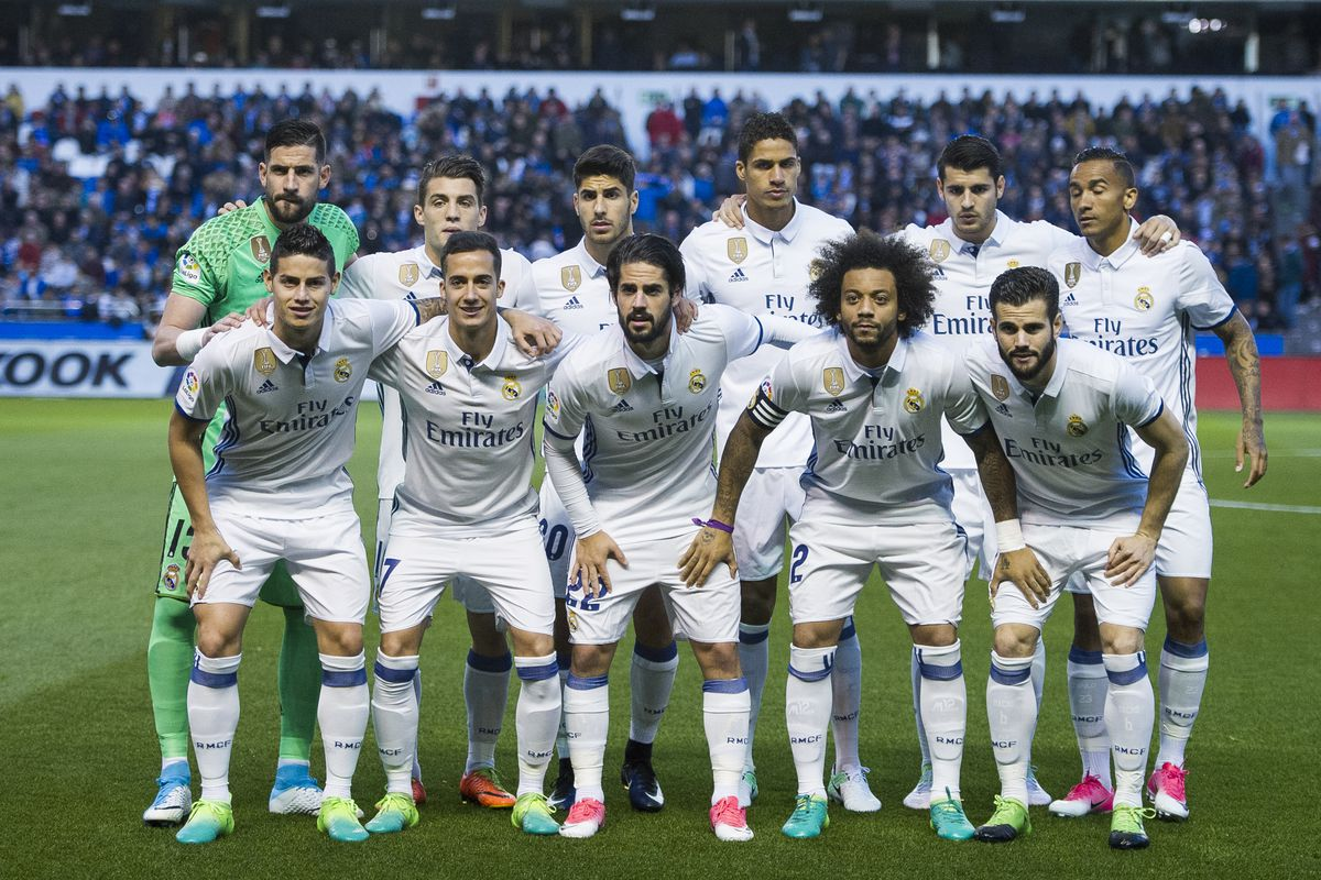 Real Madrid announce squad for La Liga match against ...