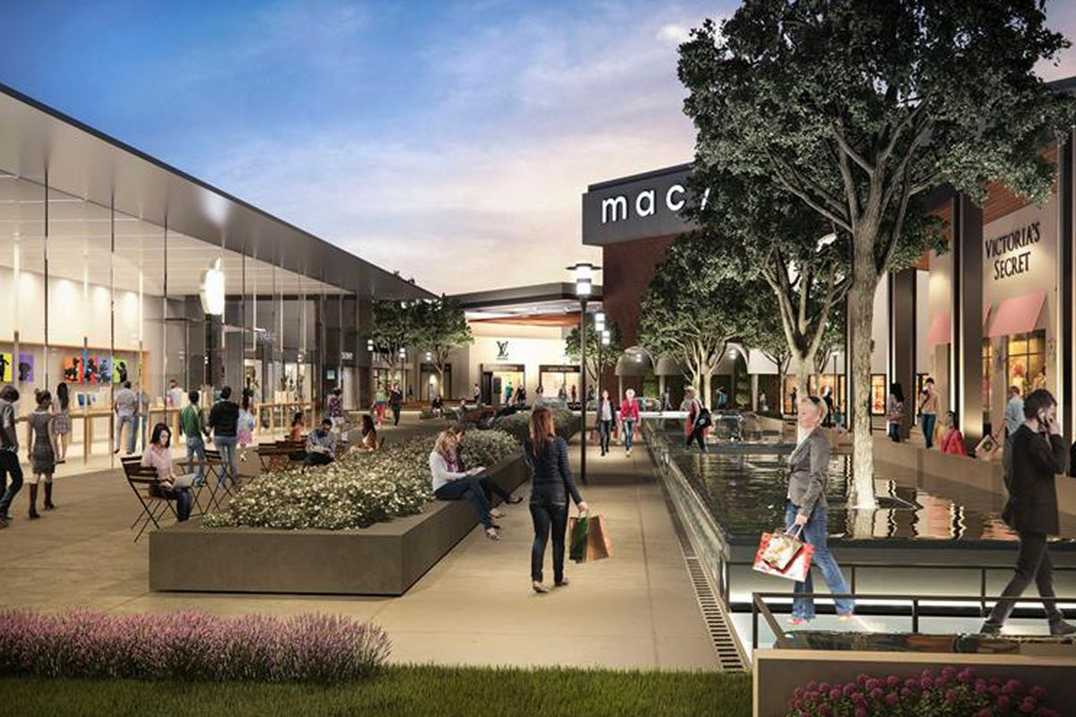 Stanford Shopping Center Is Getting A Major Makeover Racked Sf