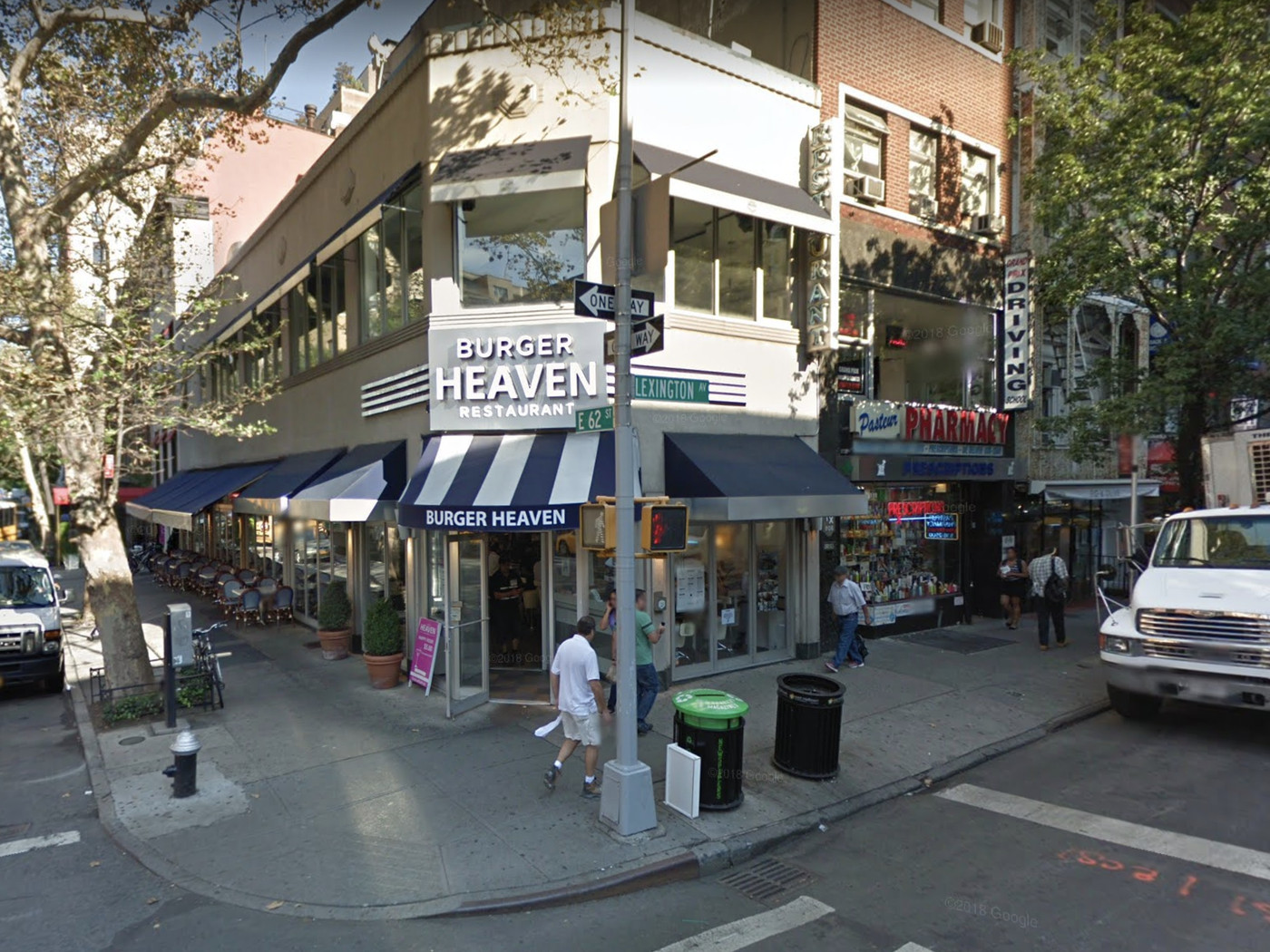 NYC Institution Burger Heaven to Close After 77 Years, Blaming Delivery Culture