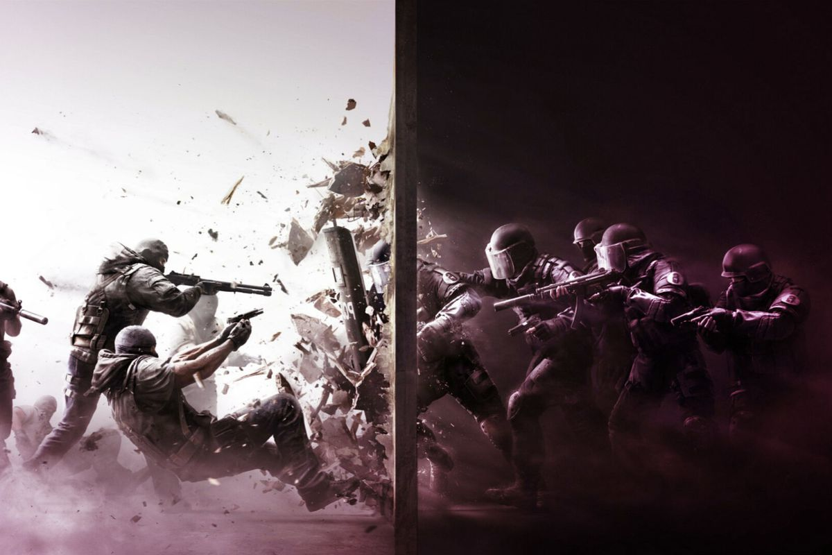 Rainbow 6 Siege crashing on PS4 with party chat invitations