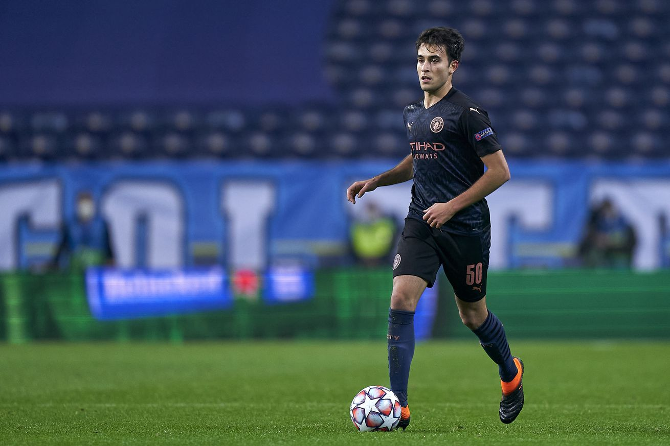 Barcelona made final decision on Eric Garcia - report