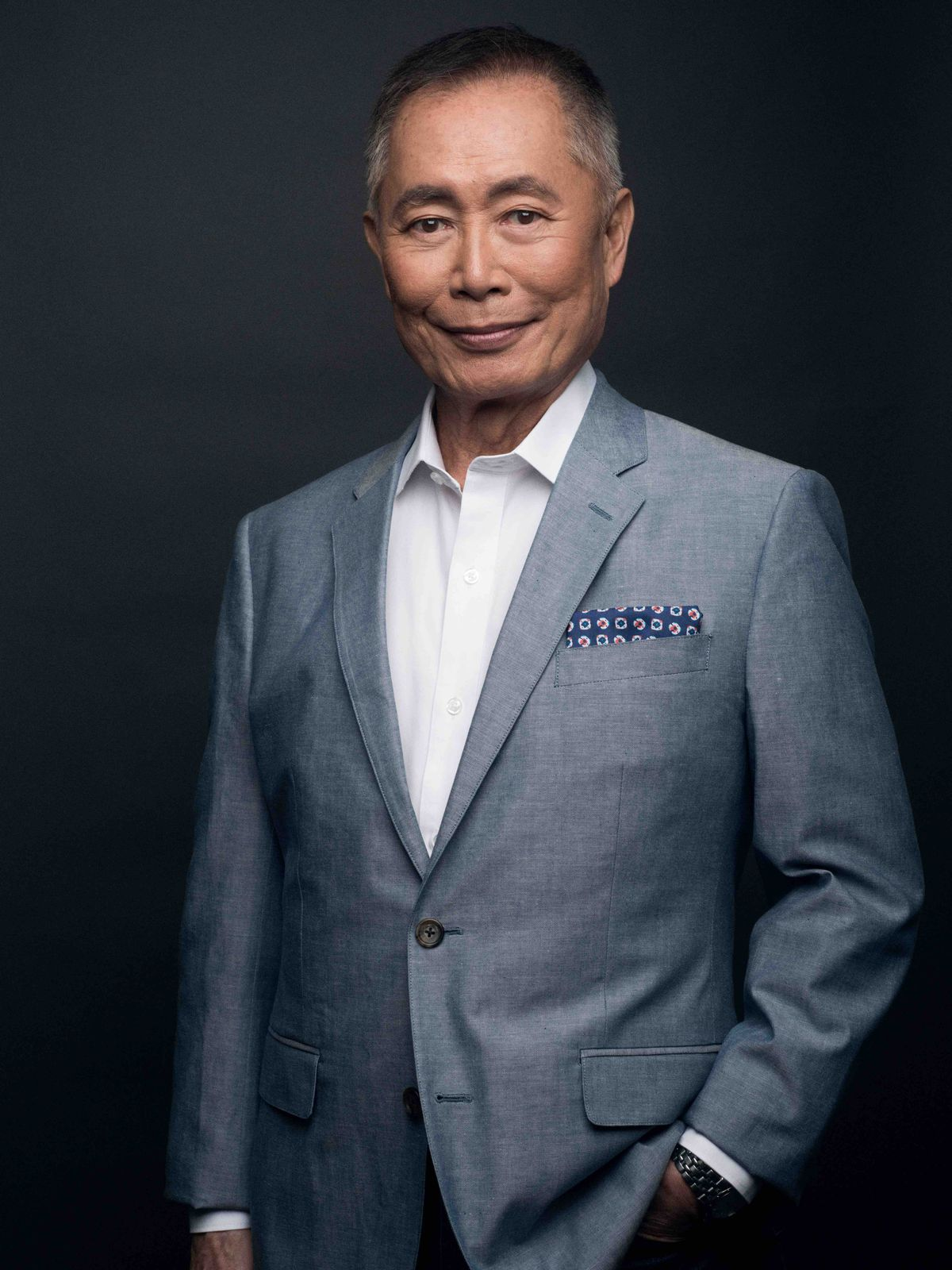 """George Takei hopes the pop culture factor of """"Galaxy's Greatest Hits"""" will broaden the concert's appeal beyond audiences who would typically attend a symphony concert."""