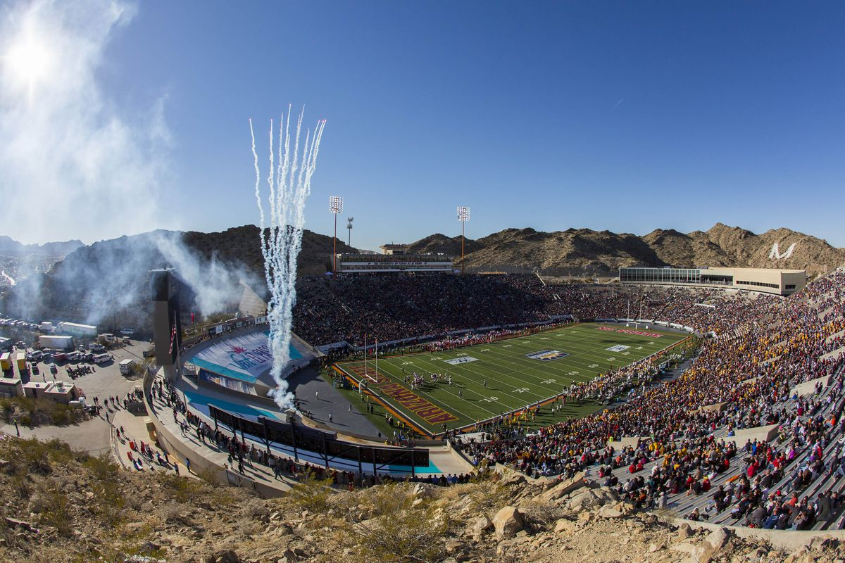 NCAA Football: Sun Bowl-Arizona State vs North Carolina State