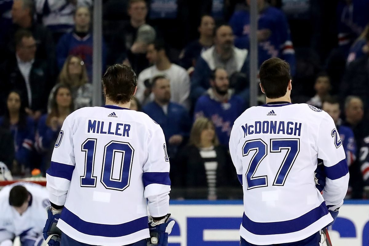 best loved a2e70 79ccb Reminiscing on the Ryan McDonagh, J.T. Miller Trade ...