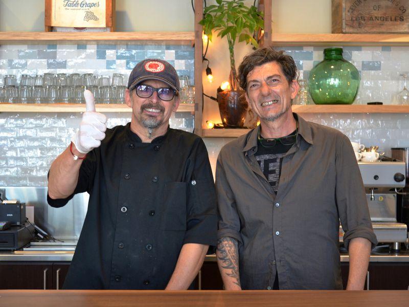 Italian Restaurant Los Angeles