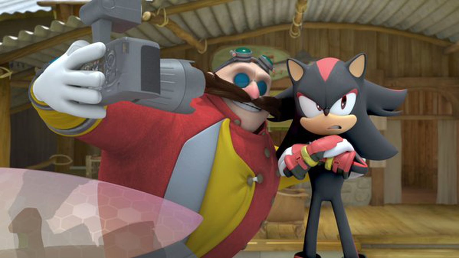 Dr Eggman Has Taken Over Sonic The Hedgehog S Twitter And