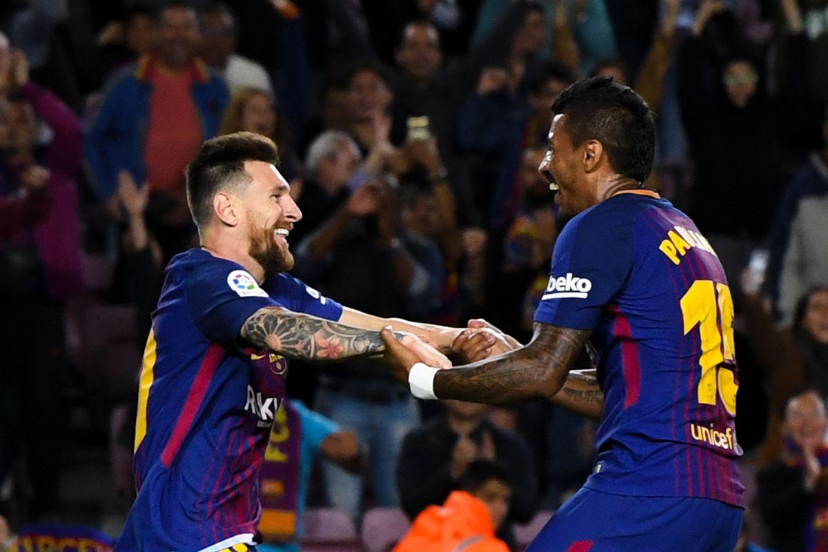 Barça 6-1 Eibar: Demolition