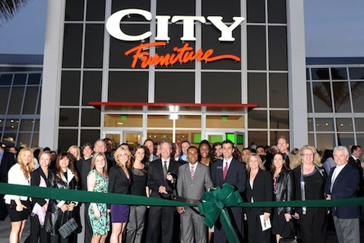 City Furniture Opens In Cutler Bay With Ashley Furniture