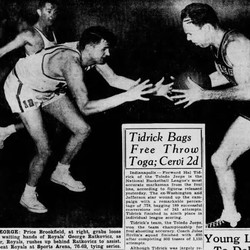 1947-1948: Anderson Duffey Packers (NBL)