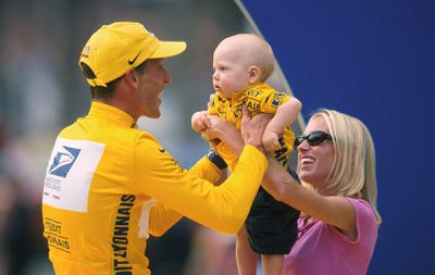 Cycling Tdfarmstrong Lance Armstrong Baby Cycling