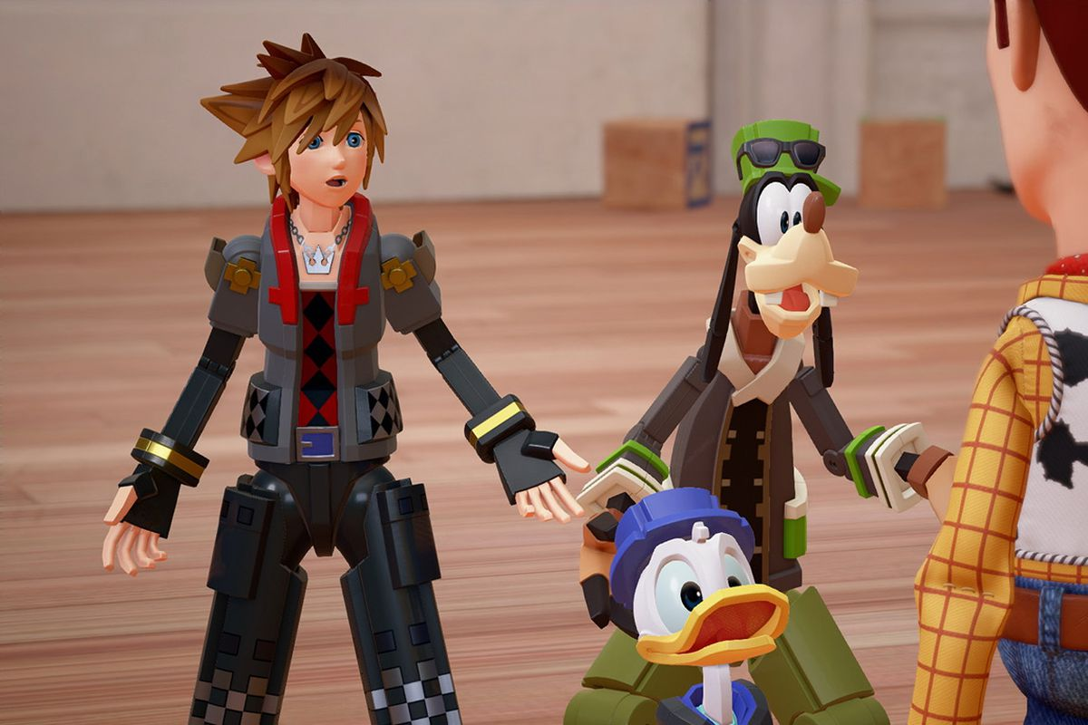 Kingdom Hearts III gets January 2019 release date - The Verge