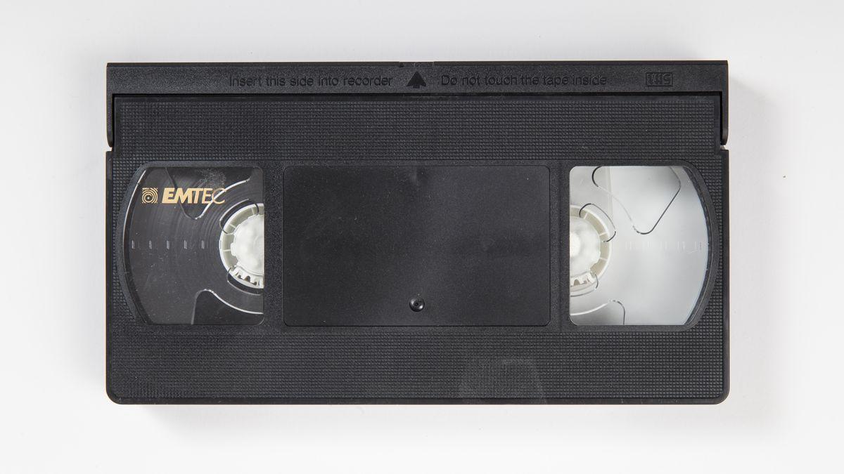 Emtec Videocassette