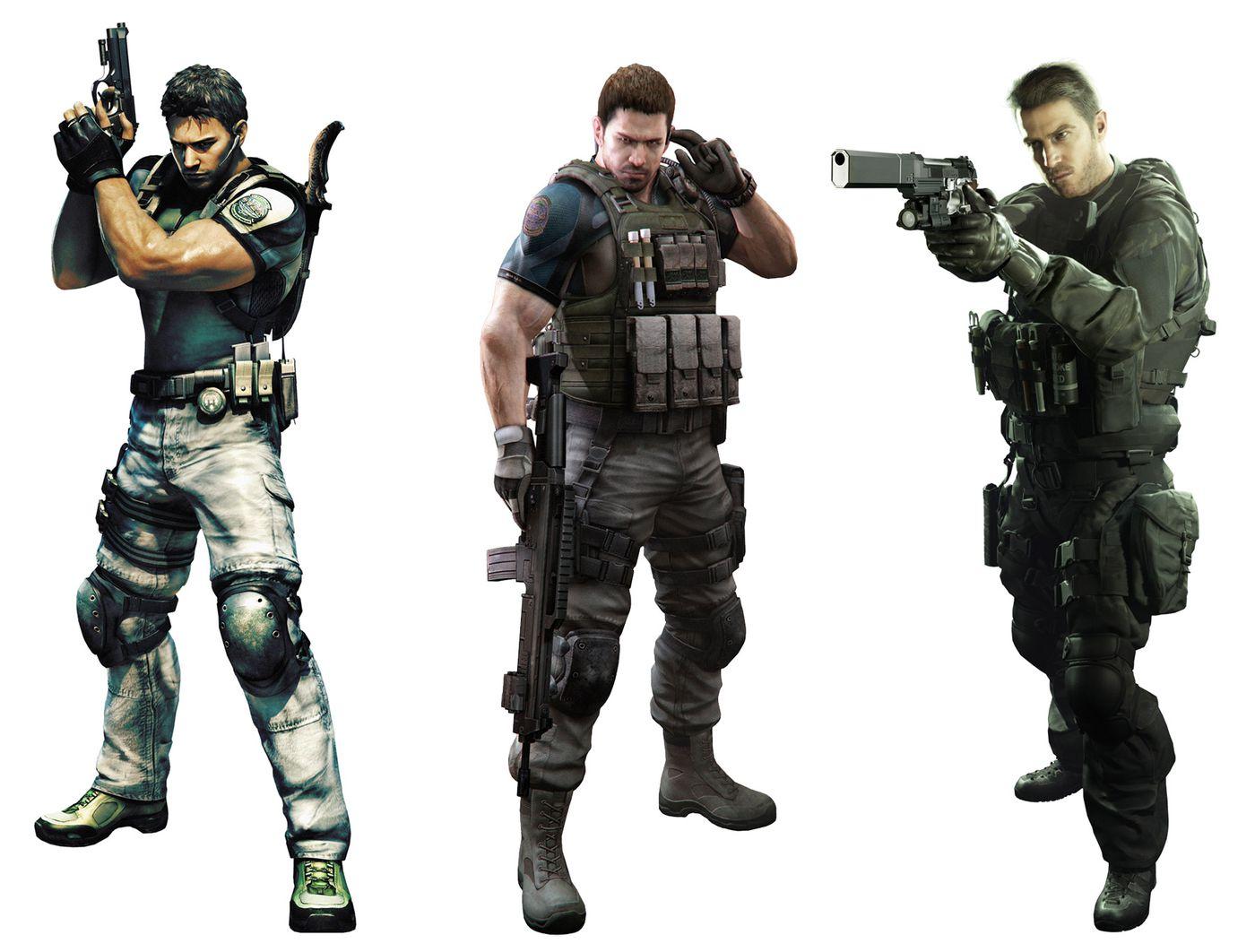 Resident Evil 7 S Next Dlc Stars Chris Redfield Polygon