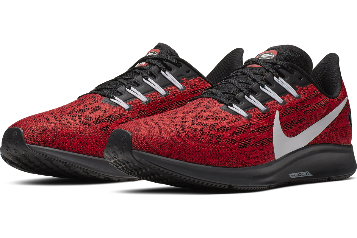 check out 805bf 28eec Nike drops new Air Zoom Pegasus 36 Georgia shoe collection ...