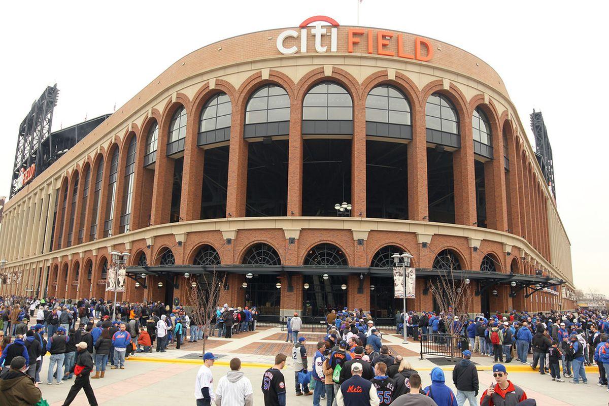 Citi Field.  (Photo by Al Bello/Getty Images)